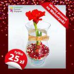 Walentynki kwiaciarnia Legnica Grochowscy